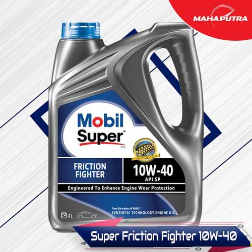 Foto Produk Mobil Super 2000 X2 10W-40 (4L) Oli Mesin - Super FF dari Mahaputra Bengkel