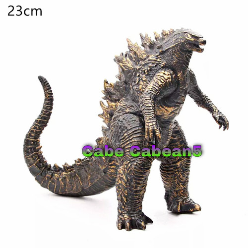 Foto Produk Figure Godzilla 2019 King Of The Monster Movie Series New Color - 2019 Gold dari CABE CABEAN5