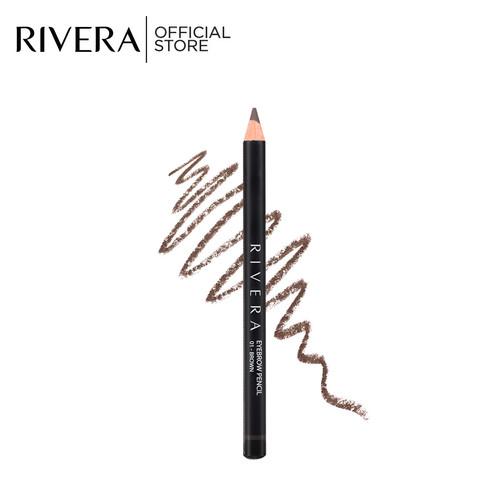 Foto Produk Rivera Bold Intense Eyebrow - Brown dari Rivera Cosmetics