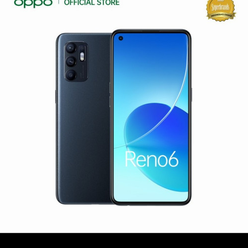 Foto Produk Oppo Reno 6 8/128 Ram 8Gb Rom 128Gb Garansi Resmi OPPO - PURPLE dari Maxi phone cell