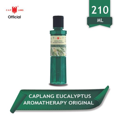 Foto Produk Cap lang Minyak Ekaliptus Aromatherapy Original 210ml dari CAP LANG OFFICIAL STORE