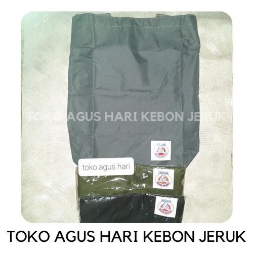 Foto Produk TOTE BAG TAS BELANJA BEAR BRAND, warna random - 39 x 30 dari Toko Agus Hari Kebon Jeruk