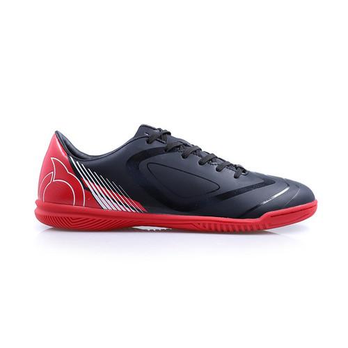 Foto Produk SEPATU FUTSAL ORTUSEIGHT 100% ORIGINAL VULCAN IN (Black Red) - 39 dari RANK Sports