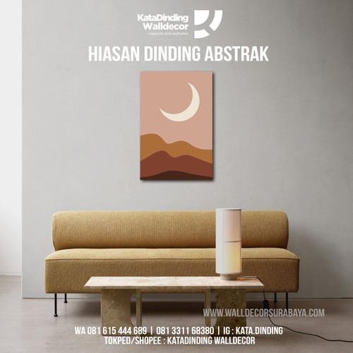 Foto Produk Hiasan Dinding Abstrak ABS5 dari Katadinding Walldecor