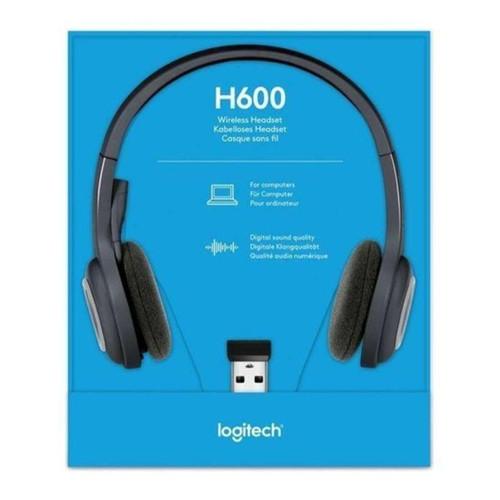 Foto Produk Logitech H600 Wireless Headset With Noise Cancelling Mic dari PojokITcom Pusat IT Comp