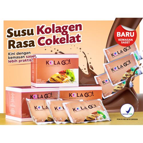 Foto Produk Kola go |Kolago |Untuk mengganti Kolagen Yang Hilang Di Dalam Tubuh dari Toko Kola