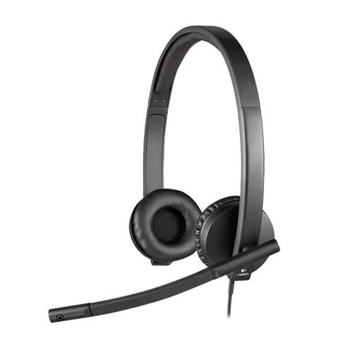 Foto Produk Logitech USB Headset H570 - GARANSI RESMI dari PojokITcom Pusat IT Comp