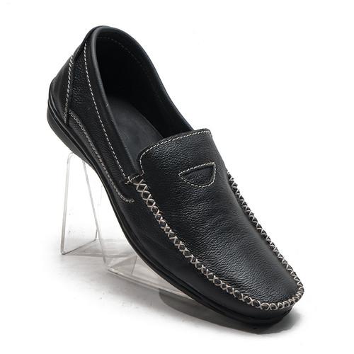 Foto Produk Sepatu Kulit Pria Model Santai, 100% Kulit Asli CD 08 HT - Cokelat Tua, 39 dari FORDZA Shop