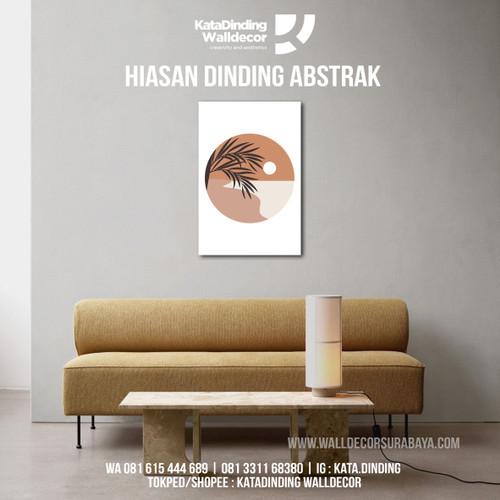 Foto Produk Hiasan Dinding Abstrak ABS9 dari Katadinding Walldecor