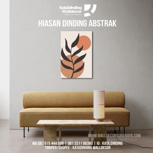 Foto Produk Hiasan Dinding Abstrak ABS10 dari Katadinding Walldecor