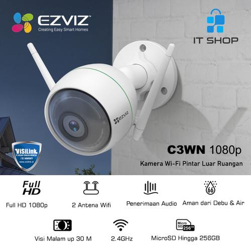 Foto Produk Ezviz C3WN 1080P Outdoor Wi-Fi Camera dari IT-SHOP-ONLINE