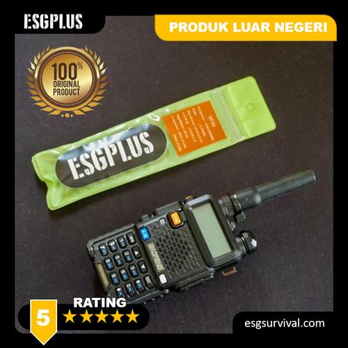 Foto Produk ESGPLUS Flexible SMA Antena HT Baofeng dari ESGPLUS