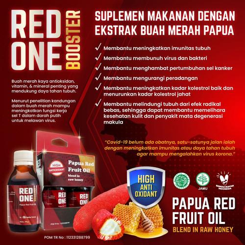 Foto Produk ❤️100% original ❤️ Papua red one booster fruit oil supplement dari Koreanholicshop