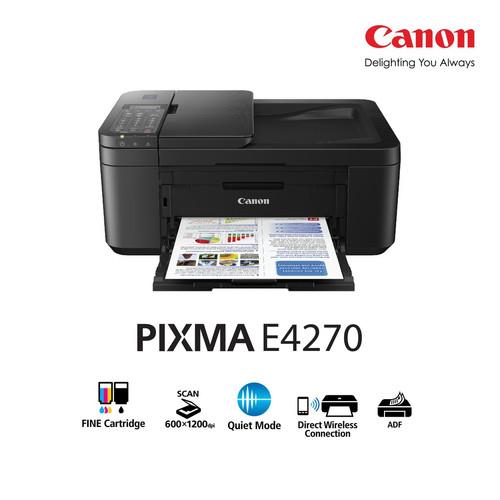 Foto Produk Printer Canon PIXMA Ink Efficient E4270 pengganti Printr Canon TR4570 dari PojokITcom Pusat IT Comp