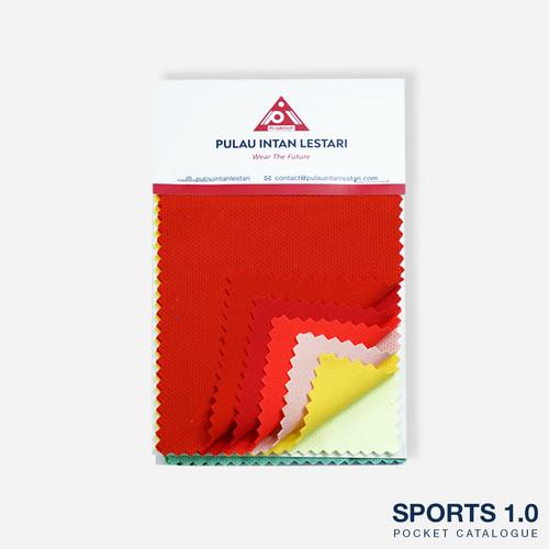 Foto Produk Pocket Catalogue Sports 1.0 dari pulauintanlestari