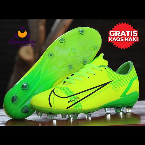 Foto Produk Sepatu Futsal Nike Olahraga Pria Terbaru - Putih, 39 dari xoxobandung