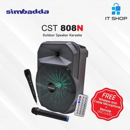 Foto Produk Simbadda Music Player CST-808N dari IT-SHOP-ONLINE