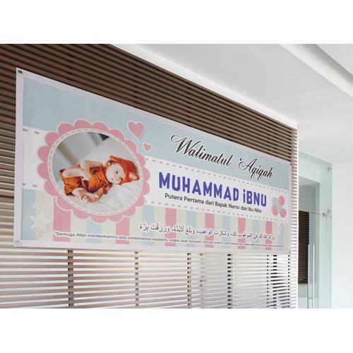 Foto Produk Cetak Banner Khitan 2x1 dari Percetakan Binary