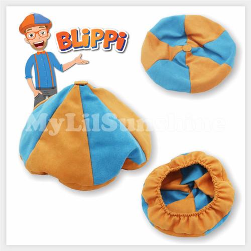 Foto Produk Kostum Blippi   Topi   Kacamata   Dasi   Costume Up - Topi dari My Lil Sunshine