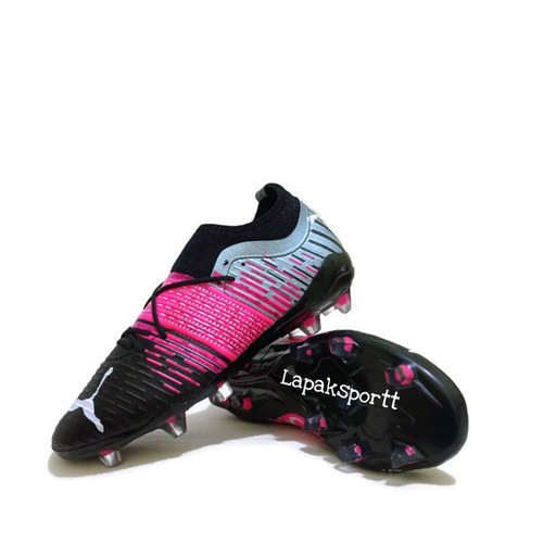 Foto Produk Sepatu Bola Puma Future Z Terbaru - pink, 39 dari Lapak Sportt Sepatu Bola&Futsal Nike Adidas Specs Mizuno
