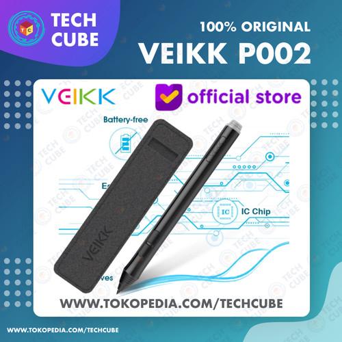 Foto Produk VEIKK Stylus Pen P002 Replacement Pen Drawing Tablet A50 A15 PRO dari Tech Cube
