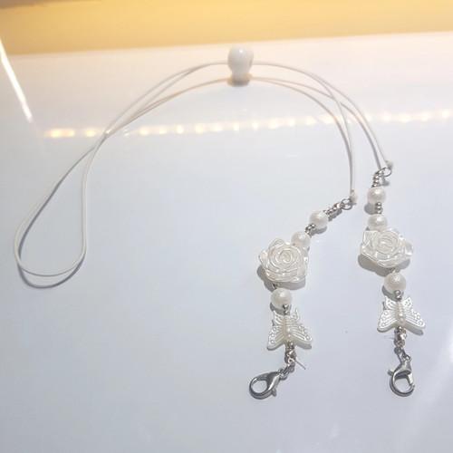 Foto Produk white rose strap - Putih dari warna warni