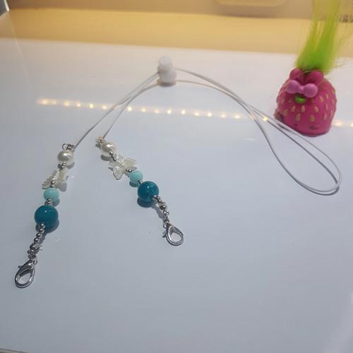 Foto Produk soft blue coral strap dari warna warni