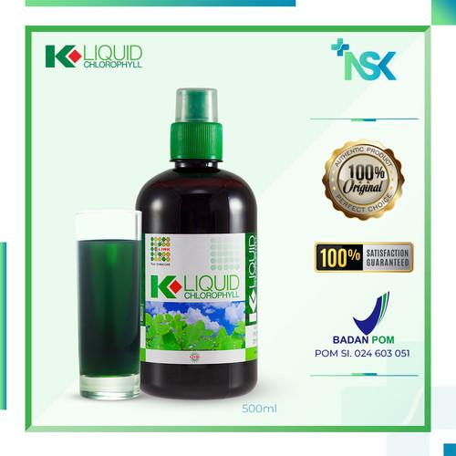 Foto Produk K-LIQUID CHLOROPHYLL - KLOROFIL K-LINK - ORIGINAL PRODUCT K-LINK dari PT NUSA SARANA KESEHATAN