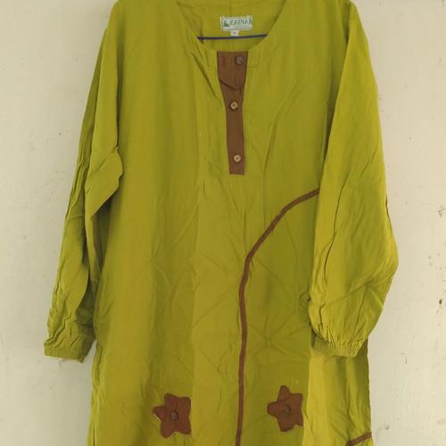 Foto Produk gamis katun preloved murah dari Cover BAg