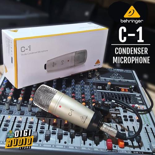 Foto Produk Behringer Condenser Microphone C-1 dari Digital Musik Indonesia