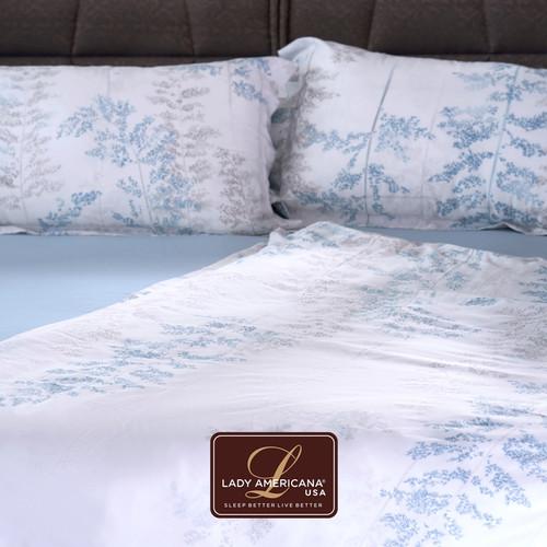 Foto Produk Lady Americana Bed Sheet ( Sprei ) Stevia - 160 X 200 dari IMG Jakarta