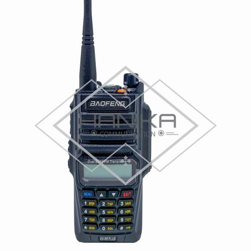 Foto Produk Baofeng UV-9R Plus HT Dualband Waterproof IP67 Garansi Ori UV9R UV9 dari Hanika Radio