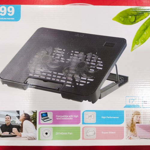 Foto Produk Fan Laptop N99 2Fan dari Inside Jaya Computer