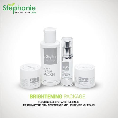 Foto Produk Steph's BRIGHTENING Package dari Stephs Official