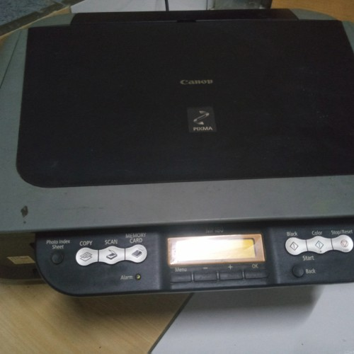 Foto Produk PRINTER CANON MP180 PRINT SCAN COPY dari kutauyangkumau