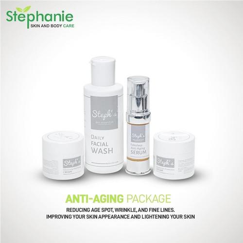 Foto Produk Steph's ANTI AGING Package dari Stephs Official