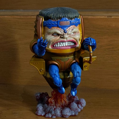 Foto Produk Marvel Legends Modok BAF Toybiz Rare dari Charu Toys