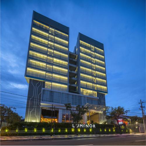 Foto Produk Voucher Hotel Luminor Jemursari - Surabaya dari Waringin group