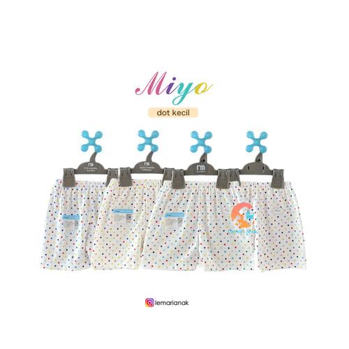 Foto Produk MIYO 3pc Celana Pendek Motif S,M,L dari Lemari Anak