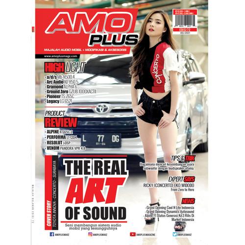 Foto Produk Amoplus Magazine Edisi 72 dari AmoPlus Magazine
