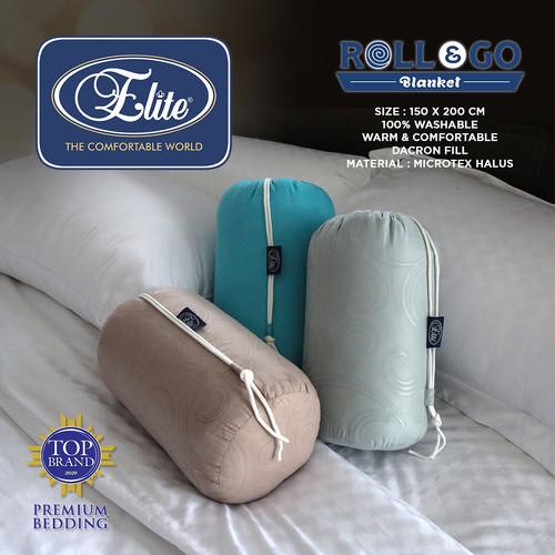 Foto Produk Elite Travel Blanket Roll N Go New Edition dari IMG Jakarta