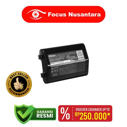Foto Produk Nikon EN-EL4A Rechargeable Li-Ion Battery dari Focus Nusantara