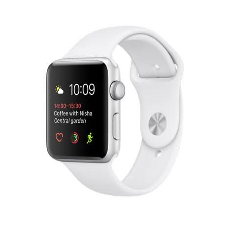 Foto Produk Apple Watch Series 2 38mm Second - Putih dari Haburnastore