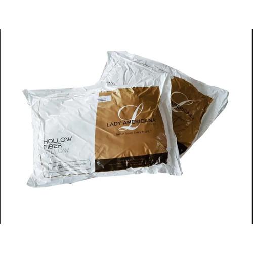 Foto Produk LADY AMERICANA Hollow Fiber Pillow ( Bantal ) dari IMG Jakarta