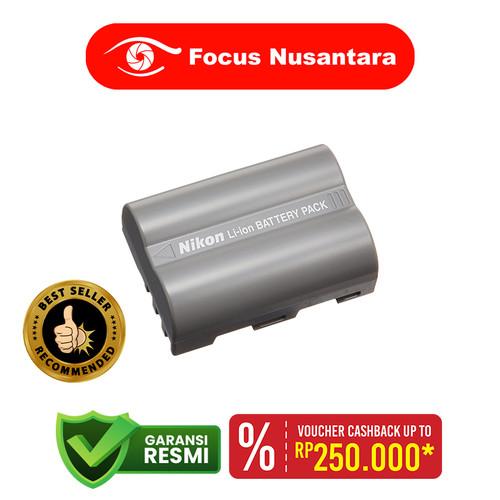Foto Produk Nikon EN-EL3e Rechargeable Li-Ion Battery dari Focus Nusantara