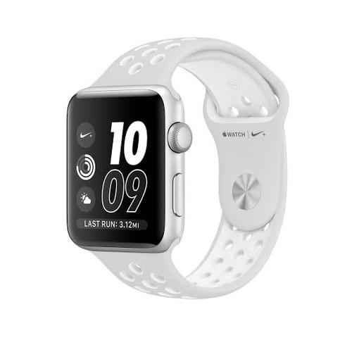Foto Produk Apple Watch Series 2 38mm Nike Plus Second - Silver dari Haburnastore