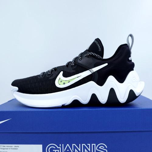 Foto Produk Sepatu Basket Nike Giannis Immortality Black CZ4099-010 Original BNIB - 40.5 dari KING OF DRIBBLE