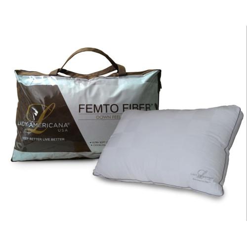 Foto Produk Lady Americana Femto Fiber Pillow ( Bantal ) dari IMG Jakarta