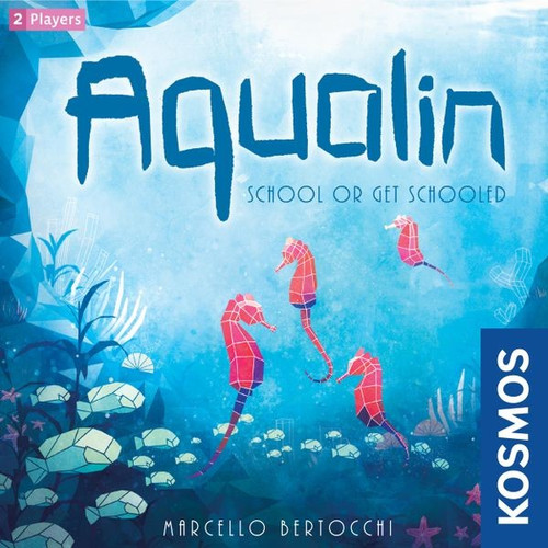 Foto Produk Aqualin ( Original ) Board Game - TBG Board Game Store - TBG dari Toko Board Game
