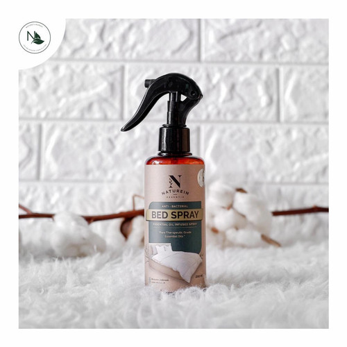 Foto Produk Nature In Anti Bacterial Bed Spray 200ml dari naturesmarket